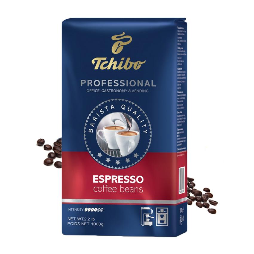 Tchibo Professional Espresso cafea boabe 1 kg
