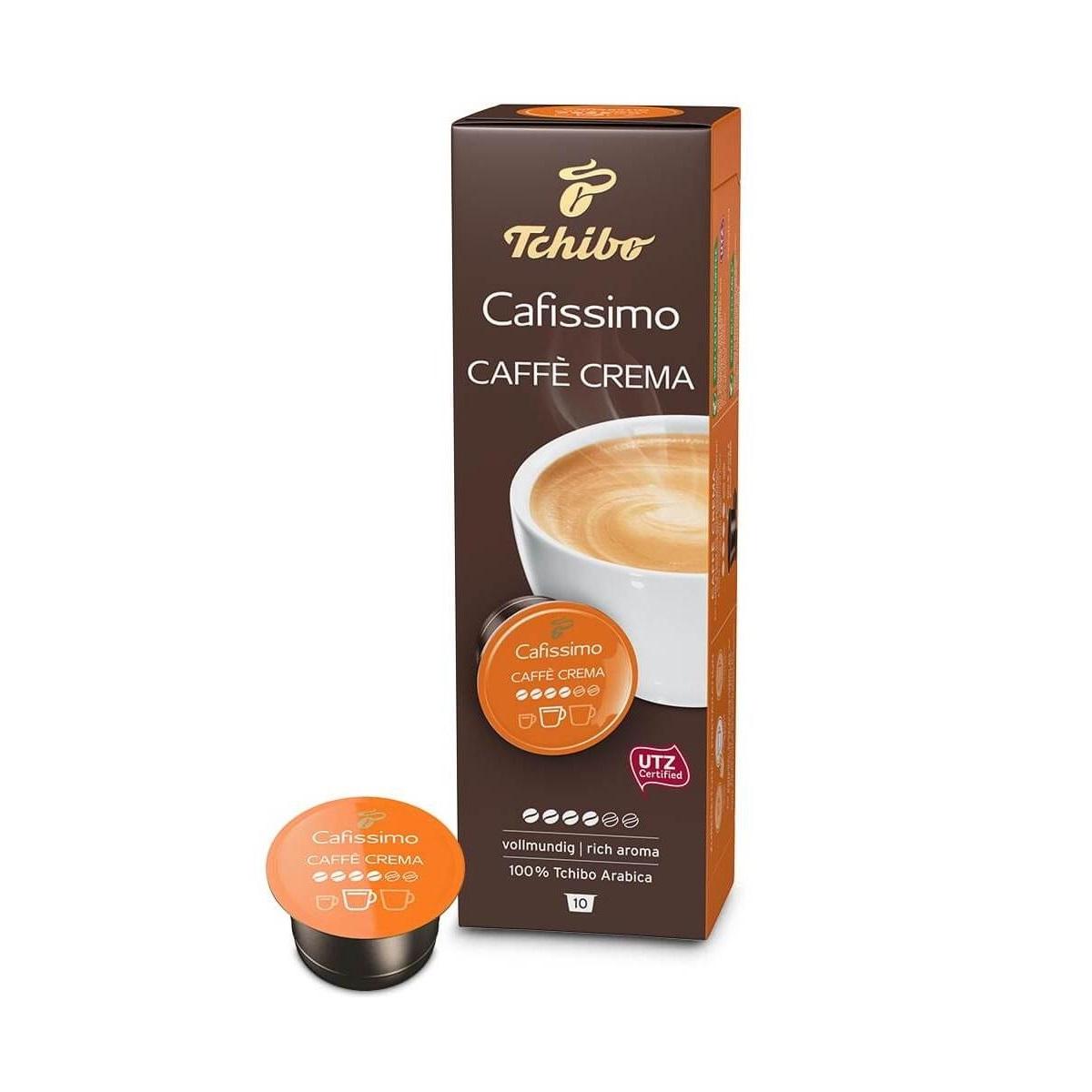 Tchibo Cafissimo Caffe Crema capsule 10 buc