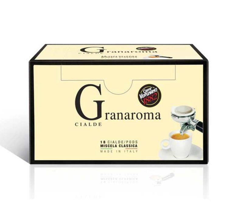 Vergnano Gran Aroma monodoze ESE 18 buc